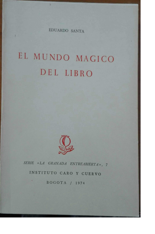El mundo mágico del libro