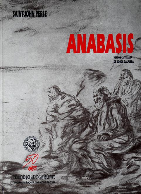 Anábasis. Versión castellana de Jorge Zalamea